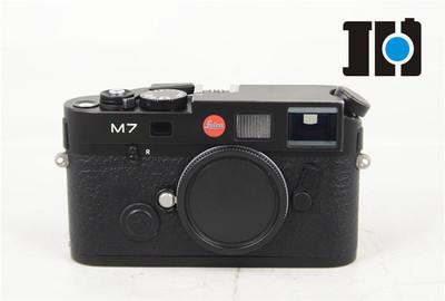 Leica/徕卡 M7 m7 旁轴胶片相机机身 黑色 0.72