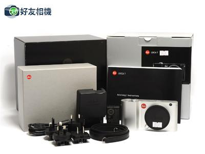徕卡/Leica T (Typ 701) 微单数码相机 银色 *如新连盒*