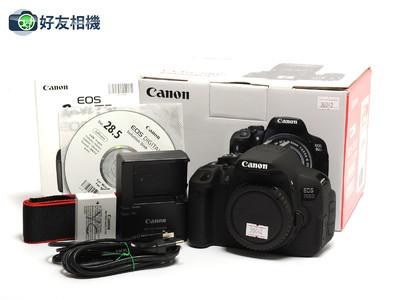 佳能/Canon EOS 700D 18.0MP Digital SLR 相机 *如新连盒*