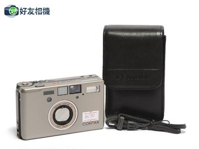 康泰时/Contax T3 傻瓜相机 带蔡司Sonnar 35mm镜头 *超美品*