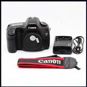 canon 佳能 5D 实物拍摄图 成色非常好 全幅机身 96-97新