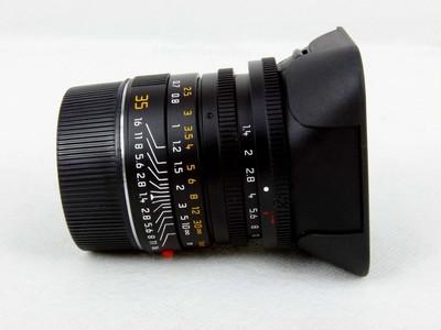 华瑞摄影器材-徕卡Leica Summilux-M 35/ 1.4 Asph 11874后期6BIT