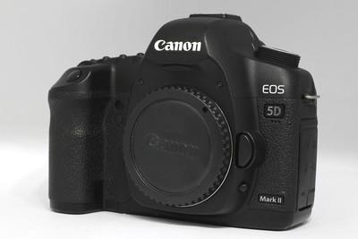 【全画幅单反专业数码相机】佳能 5D Mark II(NO:5574)*
