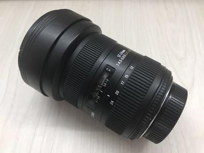《天津天好》相机行 97新 适马 12-24/4.5-5.6 II 镜头 尼康口