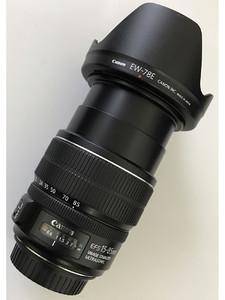 佳能 EF-S 15-85mm f/3.5-5.6 IS USM 镜头【天津福润相机行】