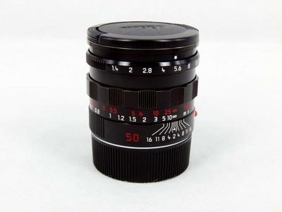 华瑞摄影器材-徕卡Leica Summilux-M 50/ 1.4黑漆