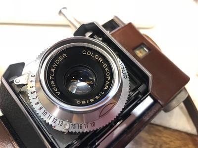 成色很新的VITESSA相机