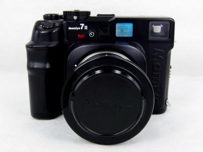 华瑞摄影器材-玛米亚Mamiya 7 II带80/4套机