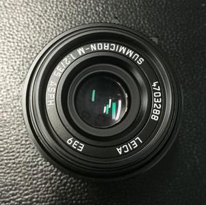 Leica M 35mm f/2 SUMMILUX-ASPH 11673(新款11枚叶片)