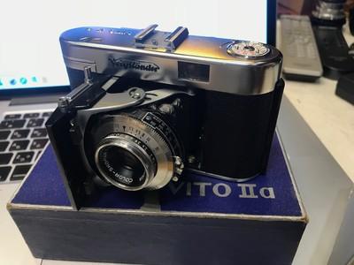 福伦达 VITO II a相机