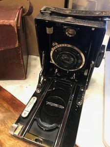 福伦达中画幅皮腔机,带皮盒