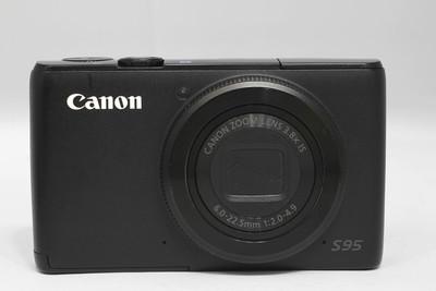 佳能 PowerShot S95 便携式卡片数码相机(NO:0055)*