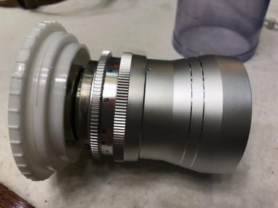 施耐德135/4镜头,成色完美,新同品相