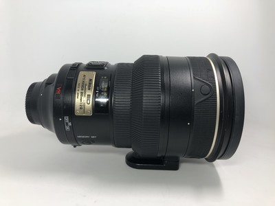 尼康 220 小胖子 AF-S VR200mm f/2G IF-ED