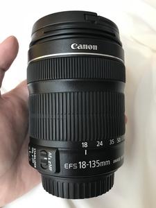 99新可以直接充新!佳能 EF-S 18-135mm f/3.5-5.6 IS STM