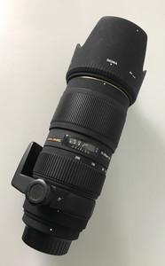 4代适马微距小黑 APO 70-200mm f/2.8 II EX DG MACRO HSM