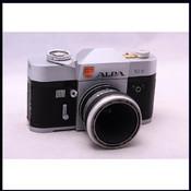 阿尔帕 ALPA 10D kilfitt makro kilar 40/3.5 红C 微距头 套机