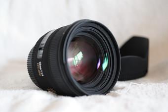 适马50mm f/1.4 EX DG HSM(尼康