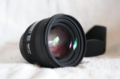 适马50mm f/1.4 EX DG HSM(尼康口)