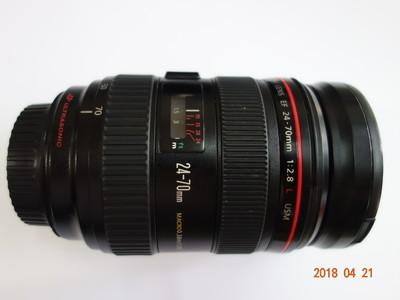 佳能 24-70mm f/2.8L IS
