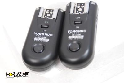 98新永诺 RF-603 无线摇控引闪器尼康用