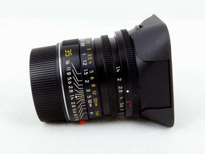 华瑞摄影器材-徕卡Leica Summilux-M 35/ 1.4 Asph 11874