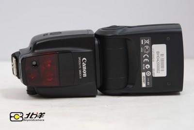 96新佳能 580EX II带软包(BH04200002)