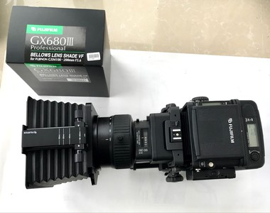 富士GX680三型机+GXM100-200变焦镜头 套机