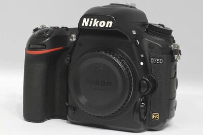 【全画幅单反数码相机】尼康 D750(NO:2196)*