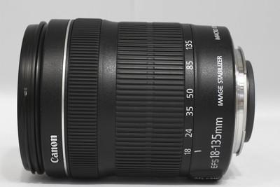 佳能 EF-S 18-135/3.5-5.6 IS STM标准变焦镜头(NO:8764)