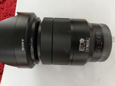 便宜出一支索尼 FE 24-70mm F4 ZA OSS(SEL2470Z)