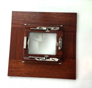 Ebony 810 8X10相机用8X10转4X5转接板