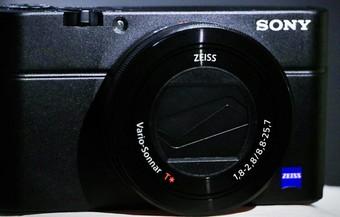 索尼 RX100 III
