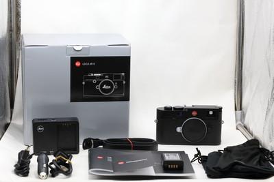 【情迷海印店】【全包装 如新】徕卡M10 黑(NO:3483)送原装电池