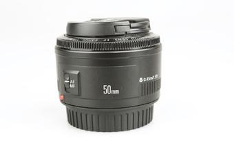 95新 千亿国际娱乐官网首页 EF 50mm f/1.8 II