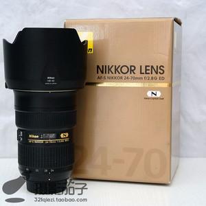 99新尼康 AF-S Nikkor24-70mmf/2.8GED#8570[支持高价回收置换]