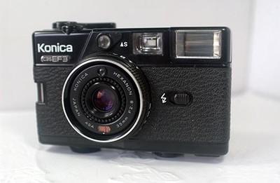 柯尼卡C35EF3相机【188元】