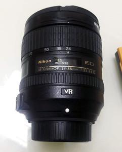 二手尼康 AF-S Nikkor 24-85mm f/3.5-4.5G ED VR