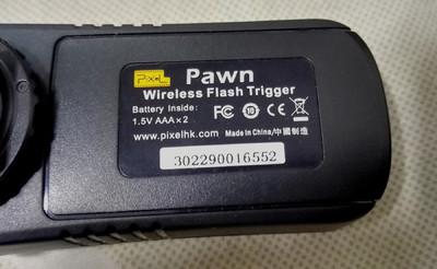 品色TF-361单反相机无线快门遥控器 引闪器-佳能