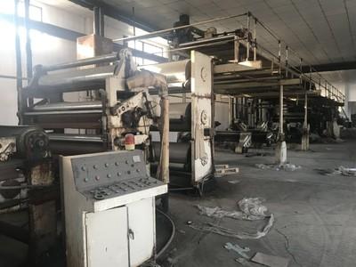 出售二手瓦楞纸生产线及设备