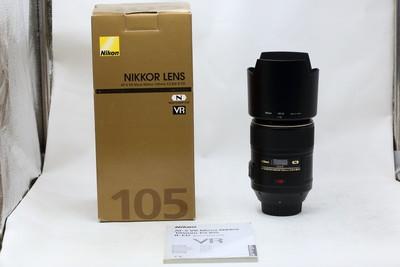 【情迷海印店】【全包装】尼康 AF-S VR105/2.8G(NO:5795)送UV