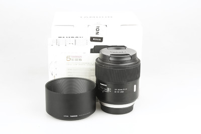 98新 腾龙 SP 85mm f/1.8 Di VC USD 镜头