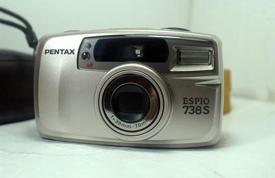 宾得  ESPIO  738S【phenix】 自动胶片照相机