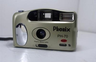 凤凰PH-70【phenix】 自动胶片照相机(28mm定焦)