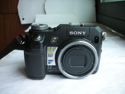 较新索尼 V3经典数码相机,大CCD,成像好,收藏使用