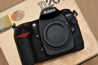 尼康 三冠殊荣 D200 / 80-200  超值套装