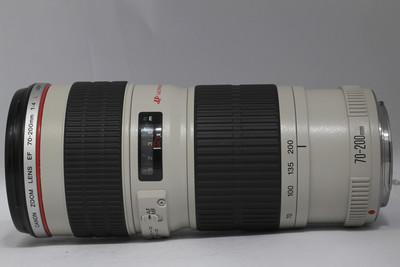 佳能 EF 70-200/4L USM(小小白)(NO:3987)