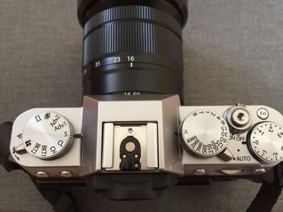 富士X-T20 搭配 16-50mm