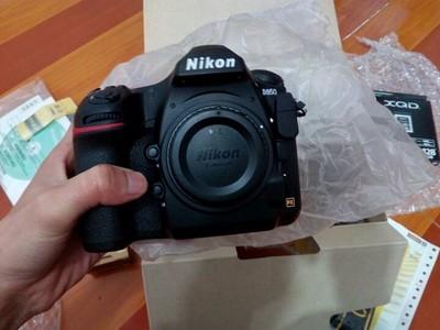 尼康D850 单机 尼康单反相机