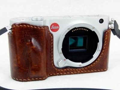 华瑞摄影器材-徕卡银色 T带皮套